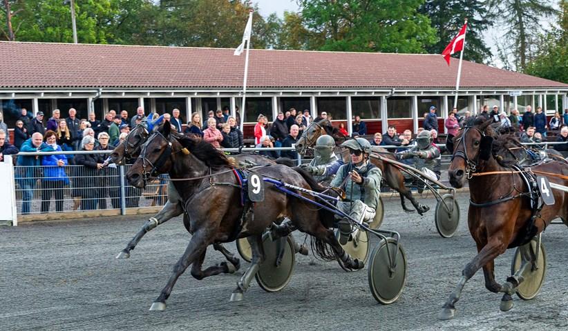 Så er der friske spilforslag Dansk Hestevæddeløb
