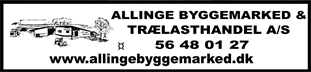 Logo Allinge Byggemarked